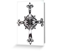 Cross it Out Greeting Card