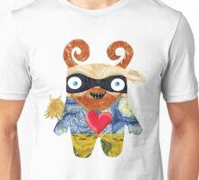 Van Gogh Monster Unisex T-Shirt