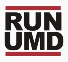 RUN UMD by welikesports