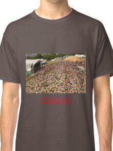 Glastonbury Festival outdoor summer pop music  Classic T-Shirt