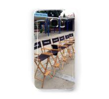 Teen Wolf Set Chairs Samsung Galaxy Case/Skin