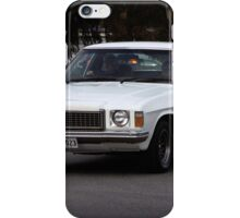 Ute 11 iPhone Case/Skin
