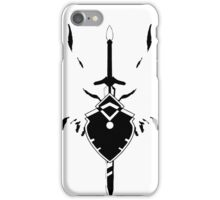 Shield and Sword iPhone Case/Skin