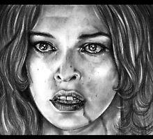 Milla Jovovich by emizaelmoura