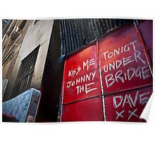 Under the Bridge Poster