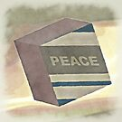 peace cube by Albert