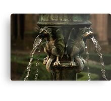 Dragons Metal Print