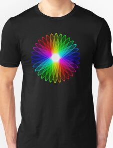 Colorful Pattern Unisex T-Shirt