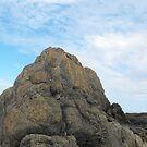 Monolith - Blackhead Beach by Edzie