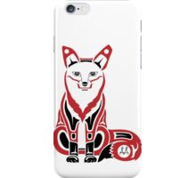 Mahkesis - Fox iPhone Case/Skin