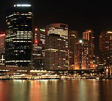 Sydney @ Night by Amit Ambardar