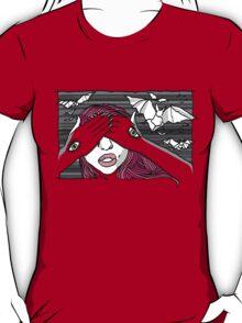 KatzxKarma Bats Her Eyes T-Shirt
