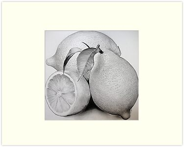 Lemons by Bridie Flanagan by Bridie Flanagan