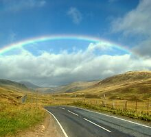 Glen Shee by VoluntaryRanger