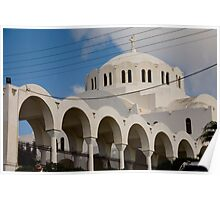 Arches of Faith Poster