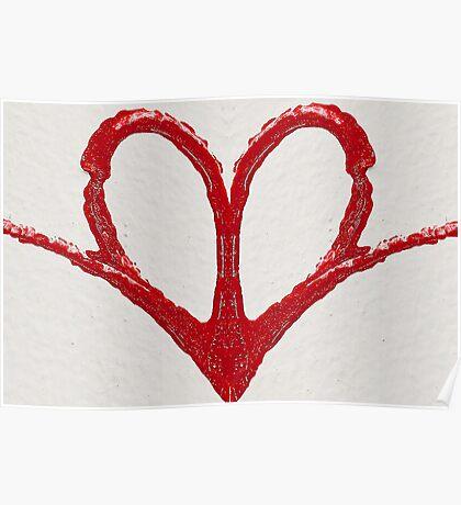 Heart Wide Open Poster
