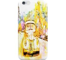 Painted Drive iPhone Case/Skin