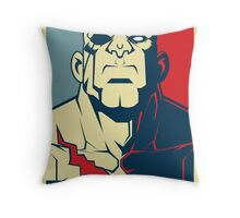 Sagat, Street Fighter Throw Pillow