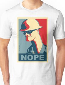 Team Fortress 2 - Engineer Nope Unisex T-Shirt