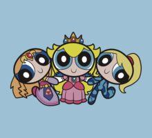 The Nintendo Power Girls Kids Clothes
