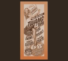 Miss Heather's Twang-a-Rama by KFStudios