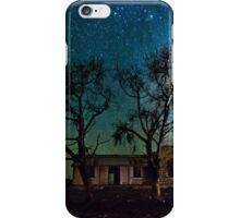 Booleroo Homestead Ruin iPhone Case/Skin