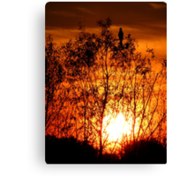 Farewell To The Day ~ Part Four Canvas Print