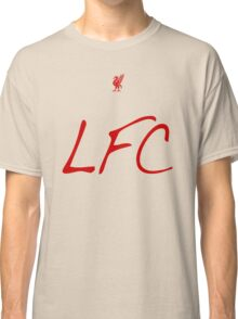 LFC (Red) Classic T-Shirt