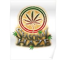 Seasonal Haze 3 Poster