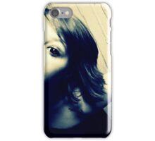 Eyes Like The Devil iPhone Case/Skin
