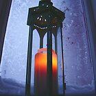 Little Light in the Darkness by Merja Waters
