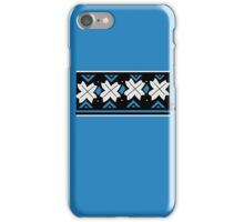 "Misha Collins ""The French Mistake"" Sweater Design iPhone Case/Skin"