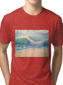 Son of a Beach Tri-blend T-Shirt