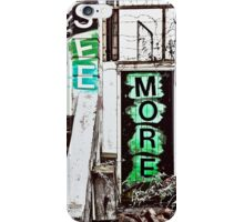 See more- street art in Camden iPhone Case/Skin