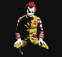 The Joker Ronald Mcdonald - Batman by SweetNSourPork
