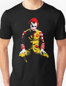 The Joker Ronald Mcdonald - Batman T-Shirt