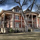 Bivins Home by Terence Russell