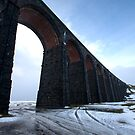 Ribblehead Viaduct North by Mark Dobson