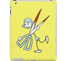 Running With Scissors iPad Case/Skin