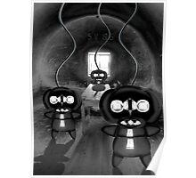 Triplets Invasion Poster