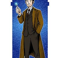 The Doctor - No. 10 by marlowinc