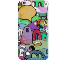 Color Starts The Conversation iPhone Case/Skin