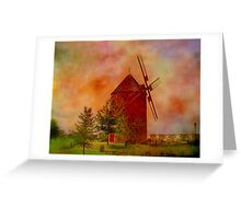 La Belle Province  Quebec   Greeting Card