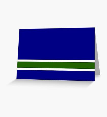 Vancouver Home Leggings Greeting Card