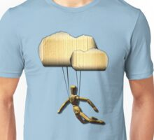 Hanging from the Clouds Unisex T-Shirt