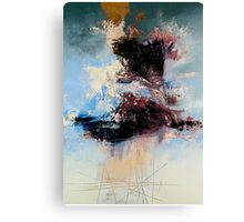 CATHARTIC Canvas Print