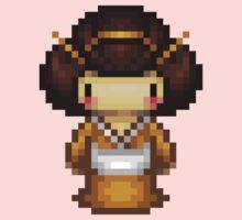 golden geisha Kids Clothes