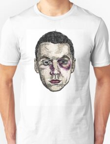 Abused Face T-Shirt