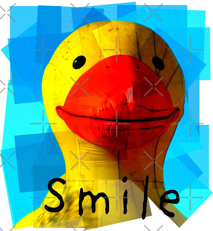Smile and the whole world smiles with you.... by DDLeach