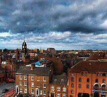 York Panorama by Yhun Suarez